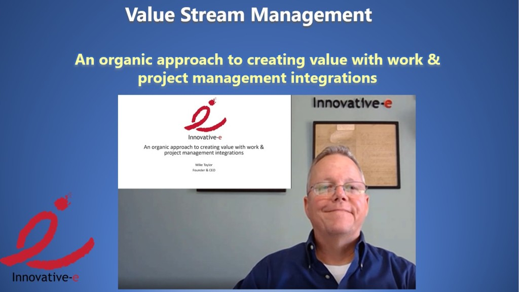 Video: An organic approach to creating value with work and project management integrations
